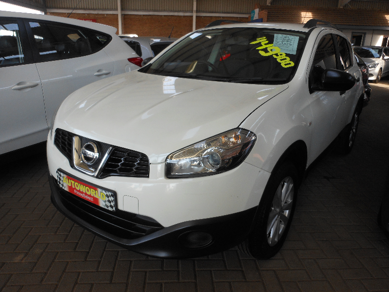 2013 Nissan Qashqai  1.6 Acenta for sale - 855